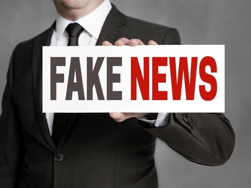 Študija: Lažne novice se širijo hitreje kot resnične