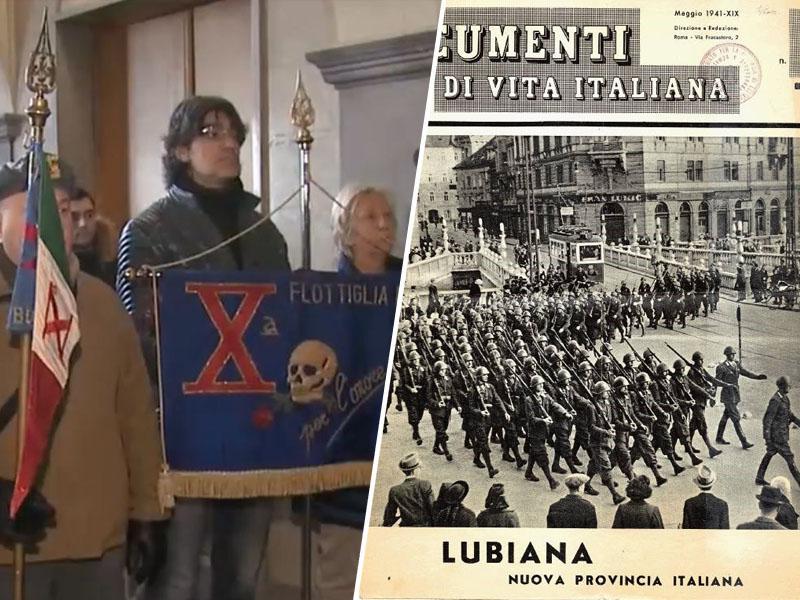 Arjan Pregl: »Na italijanskih proslavah govorijo o genocidu, naši levi politiki so tiho, desni pa obsojajo – partizane!«