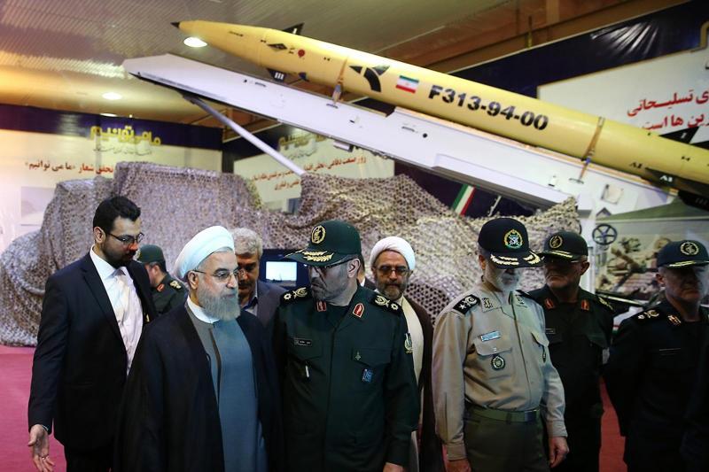 Iran predstavil novo,