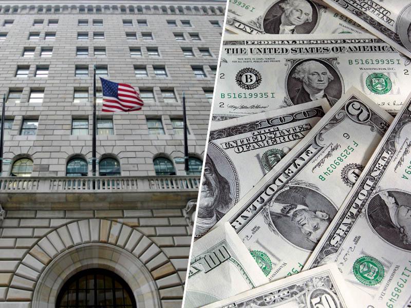 Nov signal za krizo: ameriška obveznica padla iz zelene na rdečo raven