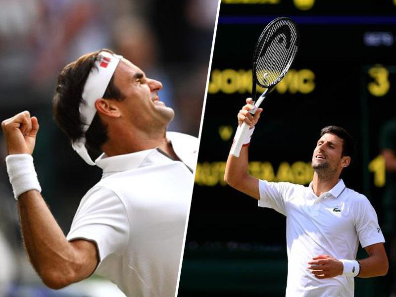 Spopad teniških titanov: boj Federerja in Đokovića v Wimbledonu, zmagal Nole