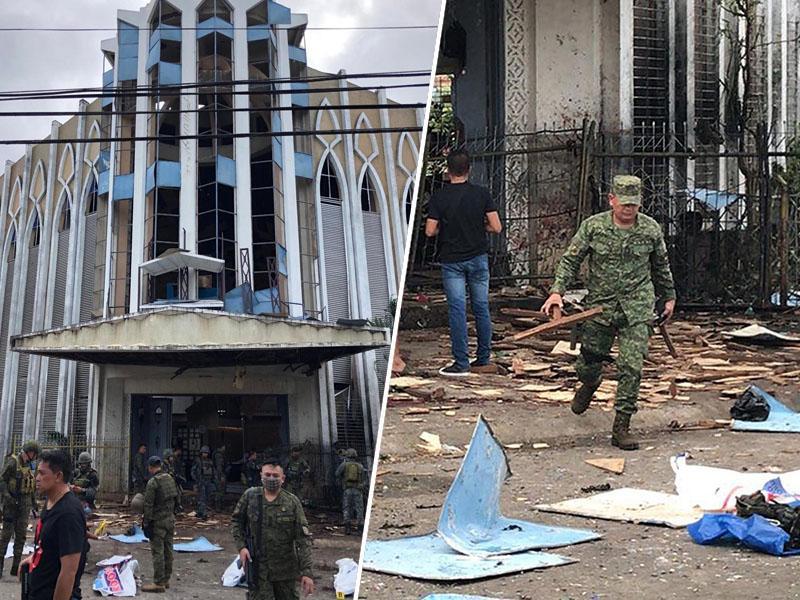Filipini sprožili novo ofenzivo proti islamističnim teroristom