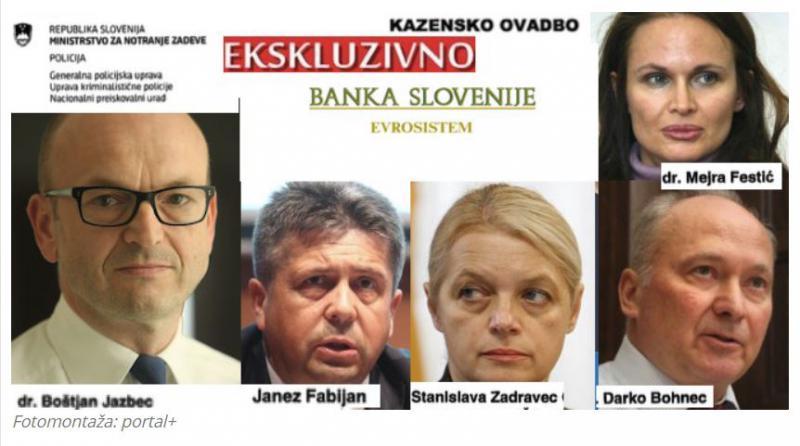 Razkrita ovadba proti bančnikom, ki so nekaznovano torpedirali slovenski bančni sistem