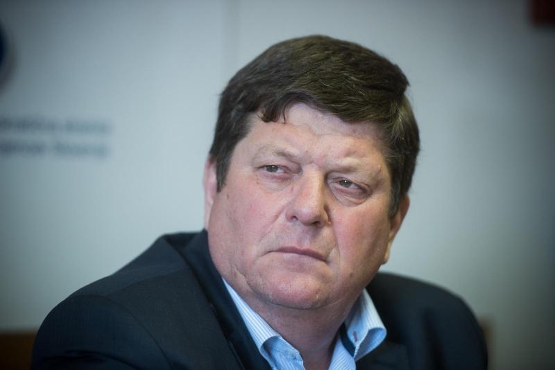 Vodja poslanske skupine DeSUS Franc Jurša predvolilno koalicijo z Jankovićem označil za napako