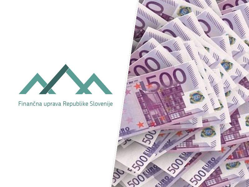 Furs obdavčuje račune v tujini