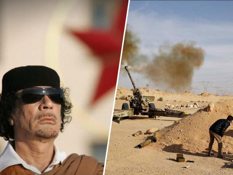 Leta 2011 so rušili Gadafija. Danes priznavajo, da je bila to največja napaka