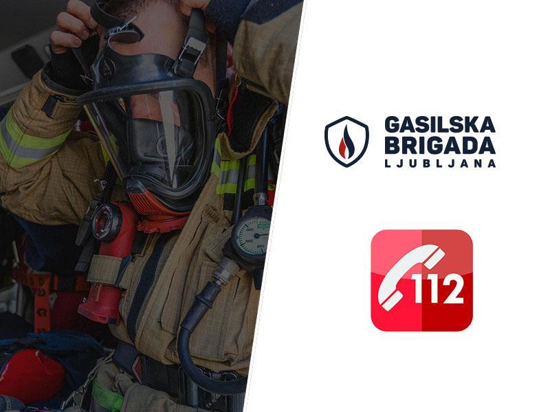 V Sloveniji številka 112 za klic v sili obeležuje 20-letnico