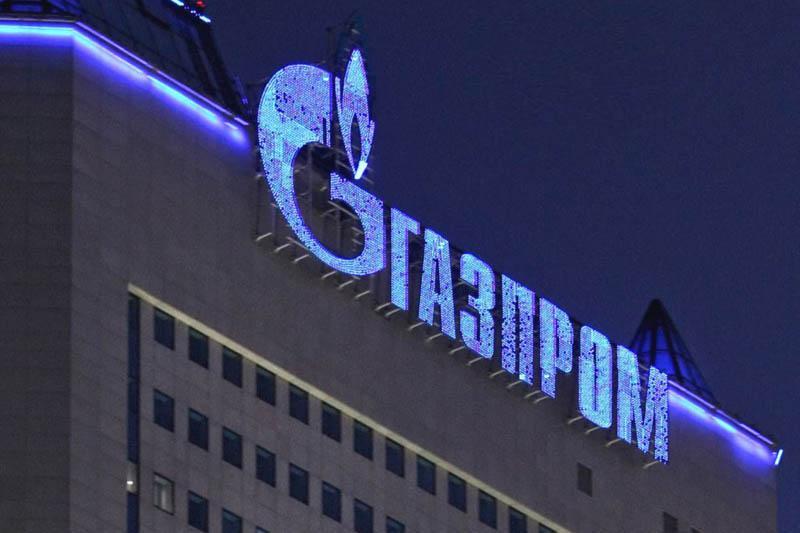 Gazprom v prvem četrtletju zabeležil petodstotni padec dobička