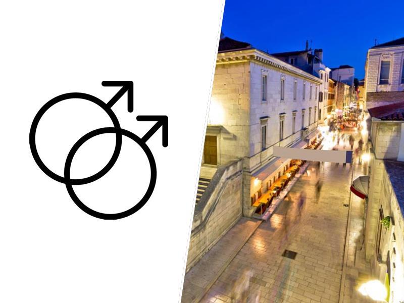Slovenski homoseksualci »krivi« za homofobijo na Hrvaškem
