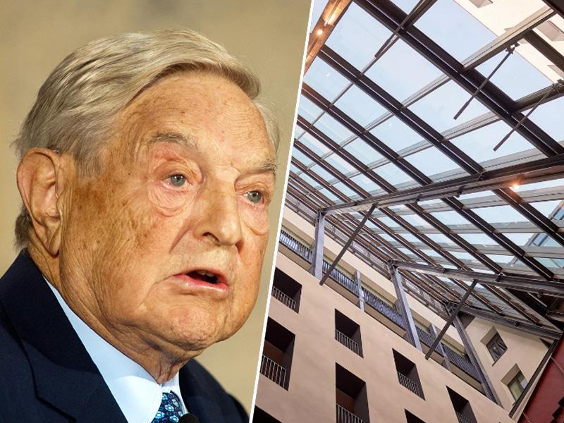 Mračna napoved: Soros opozarja, da bi odločitev nemškega ustavnega sodišča lahko spodkopala EU