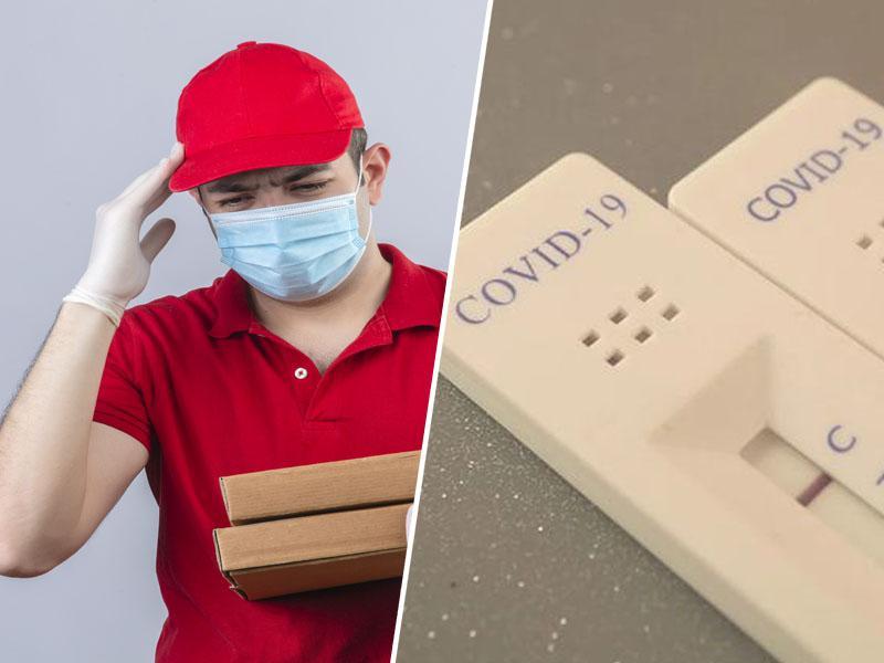 Vladne predpustne norčije: Virus bodo ob odprtju dela dejavnosti 'ustavljali' s 44-odstotno točnimi »hitrimi testi«