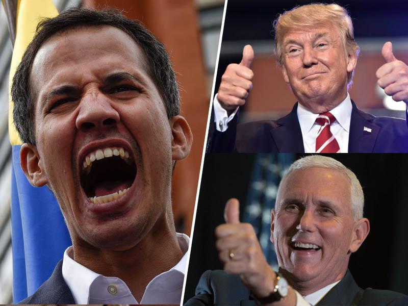 Trump grozi Rusiji: »Rusi morajo ven iz Venezuele! Vse opcije so na mizi!«
