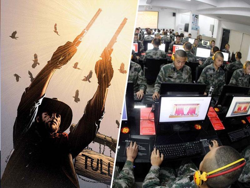 Kibernetski Divji zahod: kako je Kitajska ugrabila ameriška vohunska orodja in z njimi napadla ZDA in zaveznice