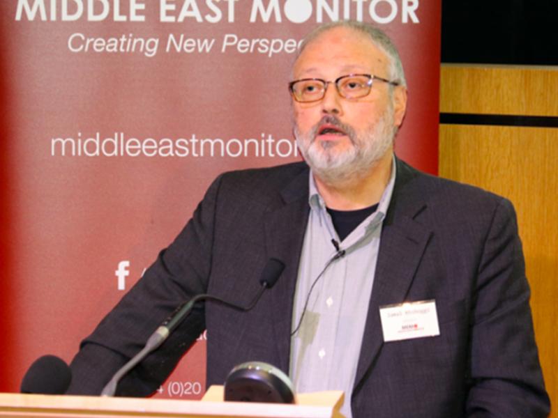 Savdske lažne novice: Džamal Hašodži »umrl v pretepu«
