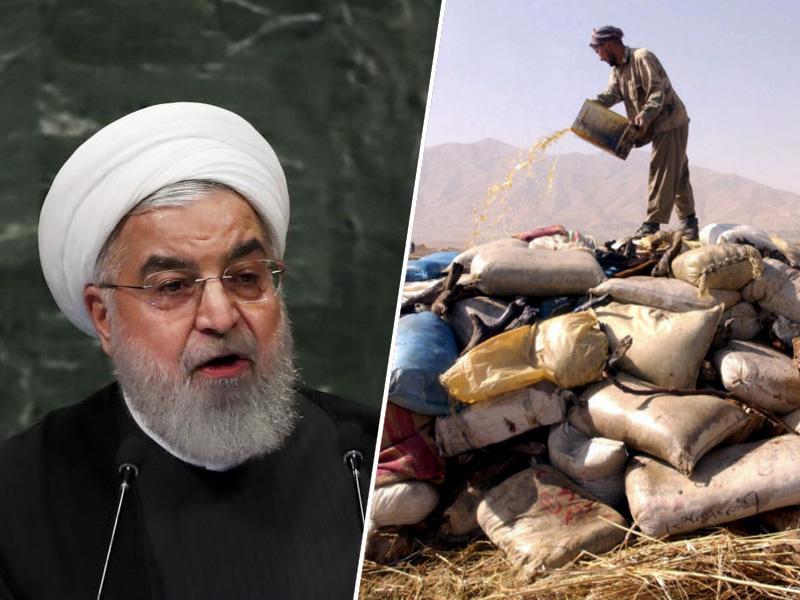 Iran grozi ZDA in zahodnim državam s poplavo drog zaradi gospodarskih sankcij