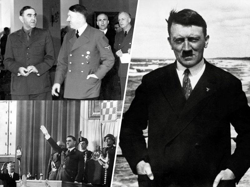 Hitler se v bunkerju – ni ubil? Izpoved Hrvata, katerega bogati dedek je bil gostitelj snidenja pobeglih zločincev