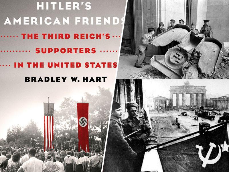 Hitlerjev ameriški model: Niso se komunistivzgledovali po nacistih, pač pa so nacisti posnemali Američane