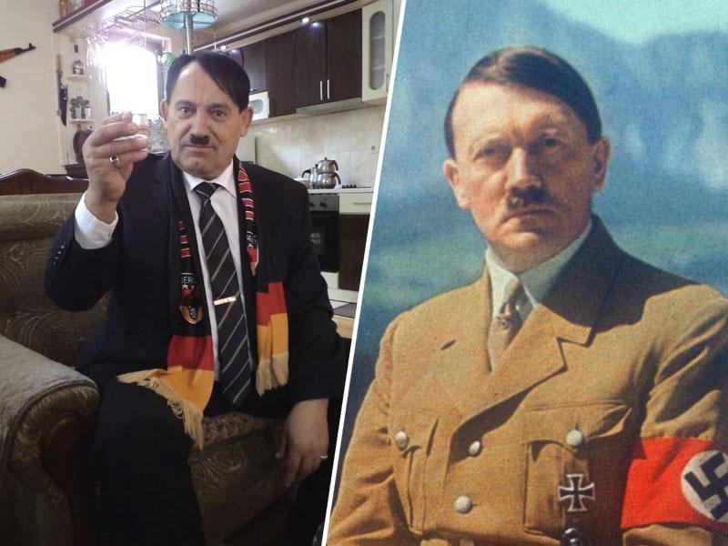 Reinkarnacija Adolfa Hitlerja znova buri duhove