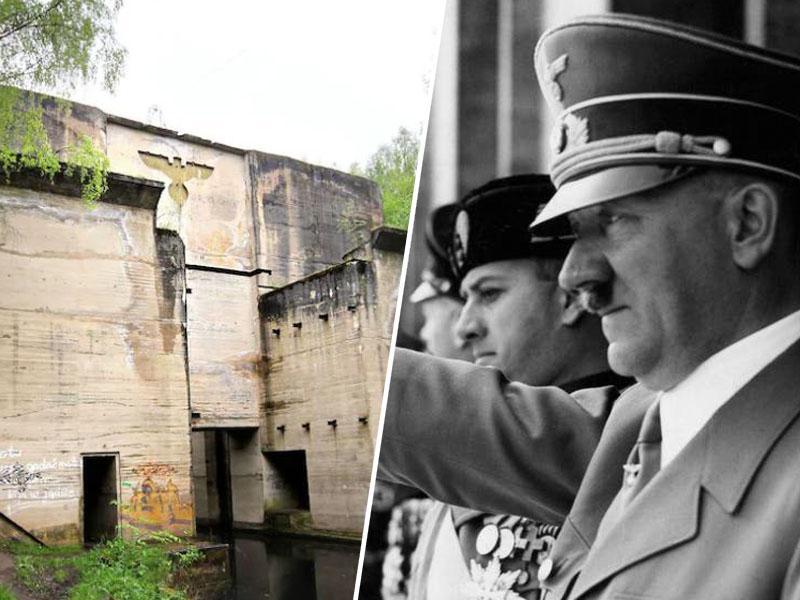 V »Volčjem brlogu« odkrili Hitlerjev zelenjavni vrt. Bodo na Poljskem Hitlerjev štab spremenili v »morbiden Disneyland«?