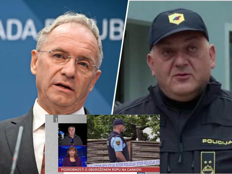 Upor pravne države: Hojs in Travner odstopila, Počivalšek aretiran, NPU opravlila hišne preiskave!