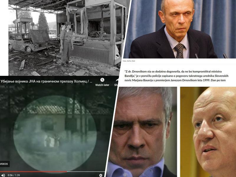 Ekskluzivno: prvi vojni zločin v SFRJ je bil storjen zoper vojake JLA v Sloveniji, razkrivamo, kako so prikrivali »primer Holmec«
