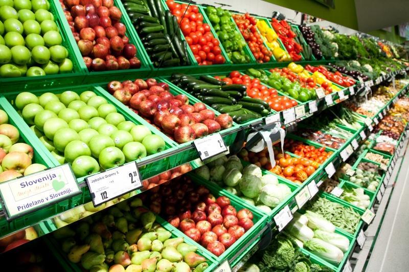 Američani na dan zavržejo okoli 25 odstotkov užitne hrane