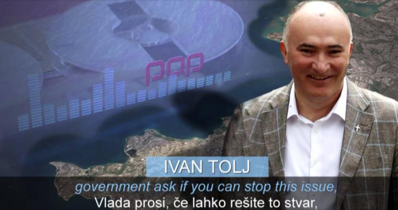 »Fra Tolj« v imenu hrvaške vlade poskusil podkupovati in ustaviti poročanje novinarjev o prisluškovanju SOA