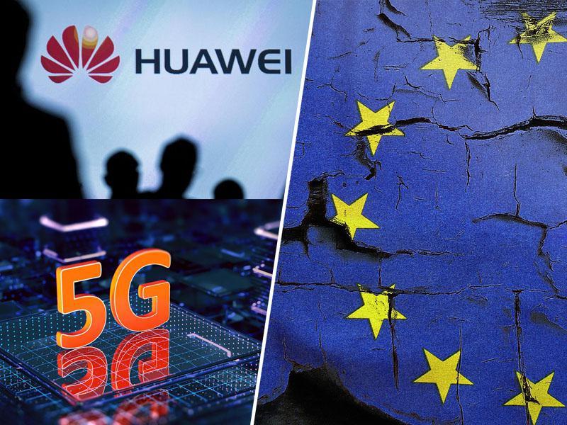 Huawei opozarja EU: Na kocki je usoda Evrope