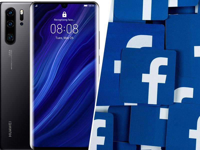 Od avgusta Huaweijevi telefoni morda brez prednaložene FB aplikacije, vendar z novim operacijskim sistemom