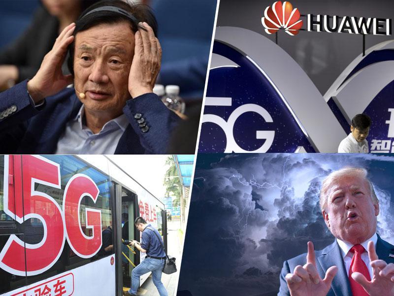 Tehnološki mirovni predlog: Huawei ponuja ameriškim podjetjem licence za tehnologijo 5G