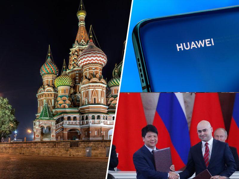 Škodljivo tudi za ZDA: zaradi Trumpove prepovedi bo Huawei omrežje 5G najprej pripeljal – v Rusijo