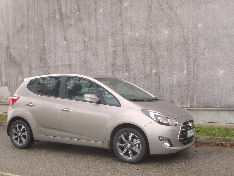 Test: Hyundai ix20 1,6 CRDi