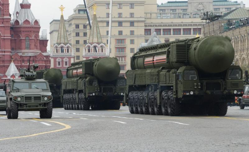 """Rusija bo odslej na napade s """"strateškim konvencionalnim"""" odgovorila z - jedrskim orožjem"""