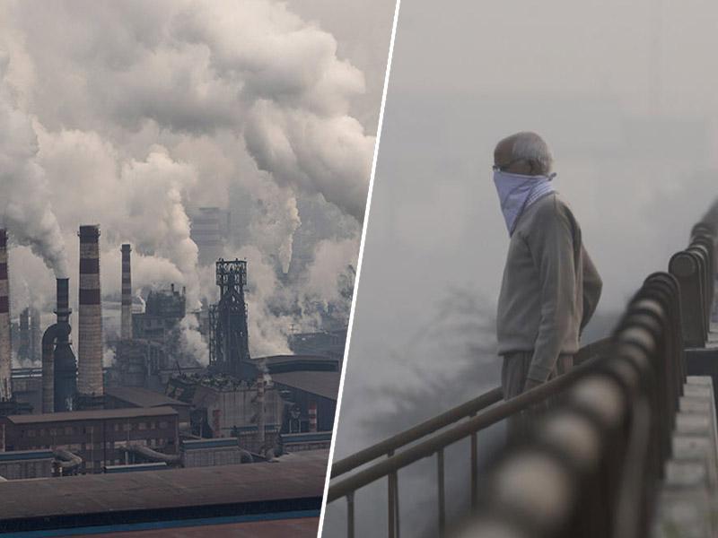 Indija bo namenila skoraj milijardo rupij za zmanjšanje onesnaženja zraka