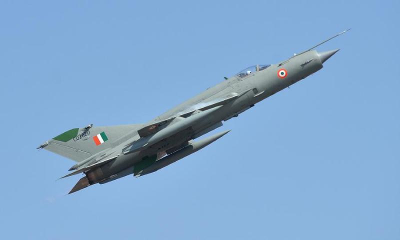 Razkrito: kako je stari ruski MiG-21