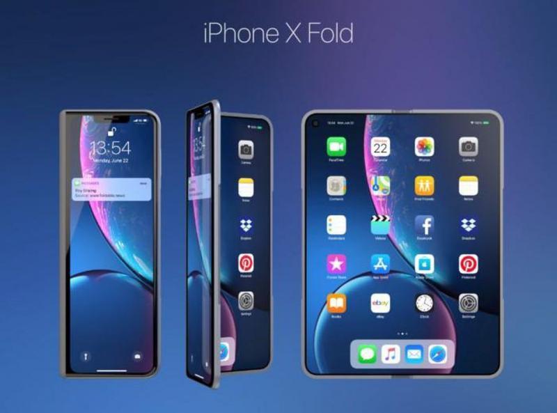 """Apple s posebnim """"grelnikom"""" v boj proti razkriti pomankljivosti vseh novih, zložljivih telefonov"""