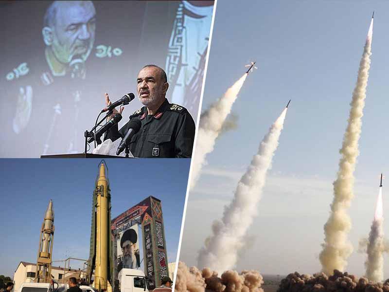 Iransko maščevanje za uboj generala: na desetine raket zadelo ameriški vojaški oporišči v Iraku