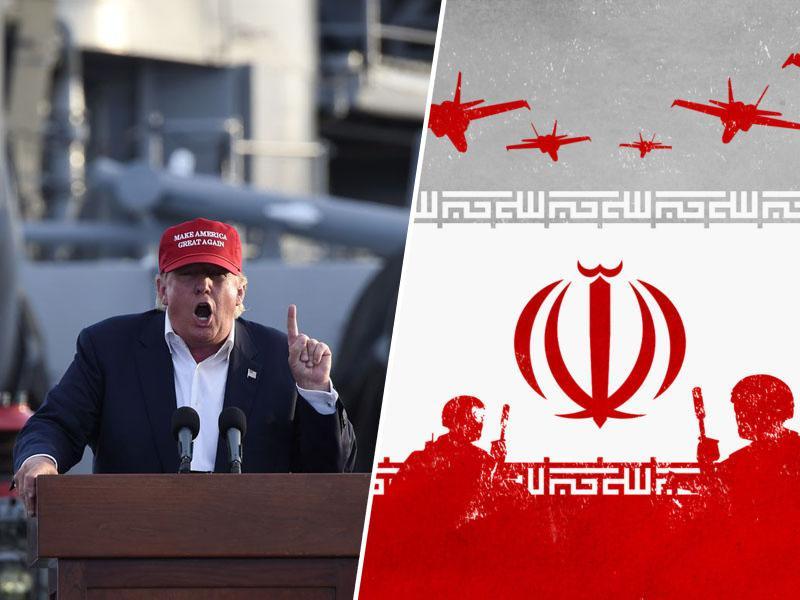 Iranski general: Američani so nas opozorili, da pripravljajo