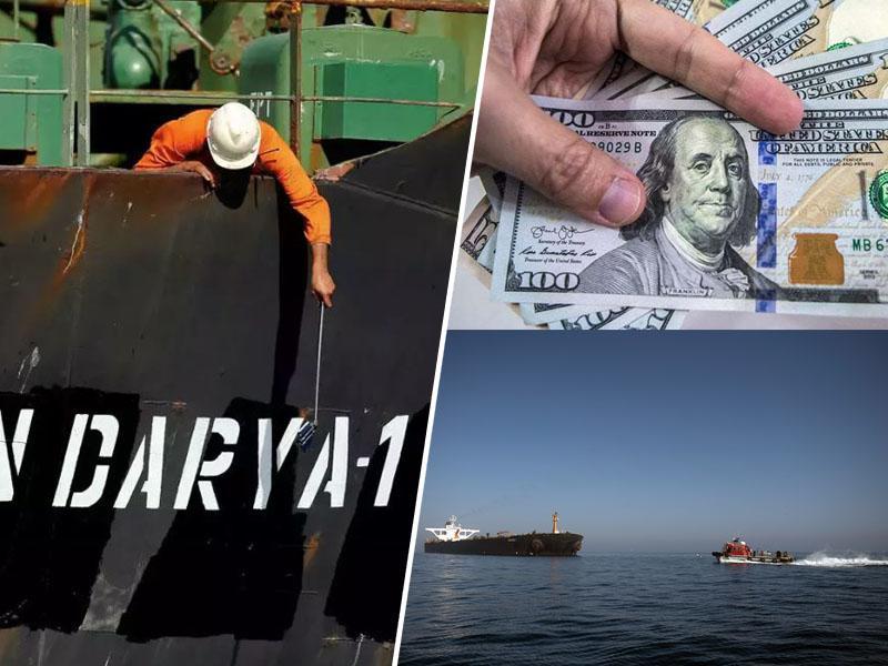 »Prinašam dobre novice!« ZDA z več milijoni dolarjev poskušale podkupiti kapitana iranskega tankerja