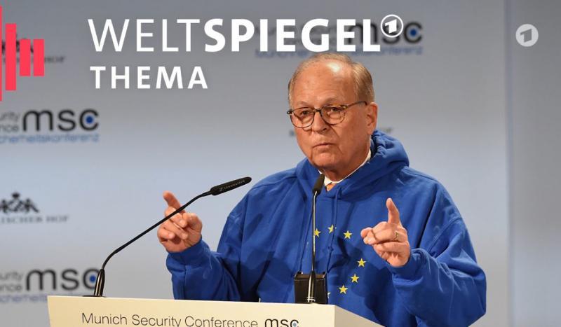 Visok nemški diplomat: »Človeštvo je v nevarnosti zaradi nove svetovne vojne!«