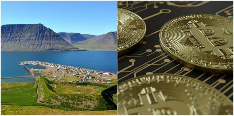 Poraba energije za rudarjenje bitcoinov na Islandiji presega porabo gospodinjstev