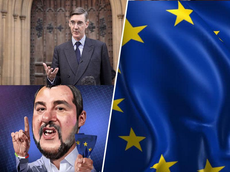 Evroskeptiki: kadrovski kaos v Bruslju vse bolj spominja na nekdanjo Jugoslavijo