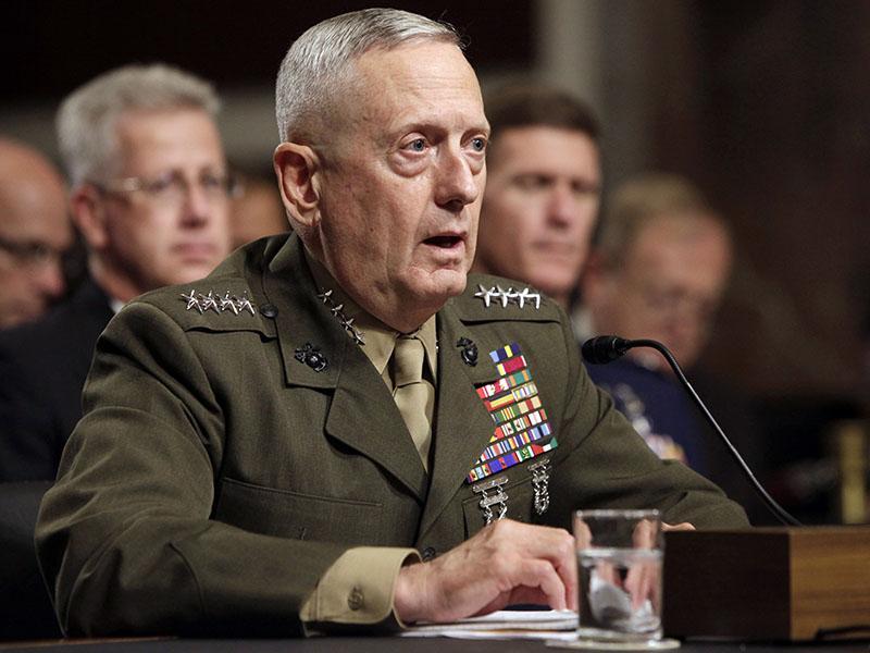 Ameriški obrambni minister Mattis: Rusija se je poskušala vplesti v novembrske volitve