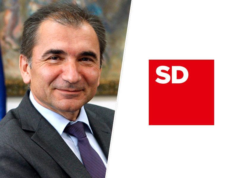 Janko Veber zapustil poslansko skupino SD; Han razume njegov odhod