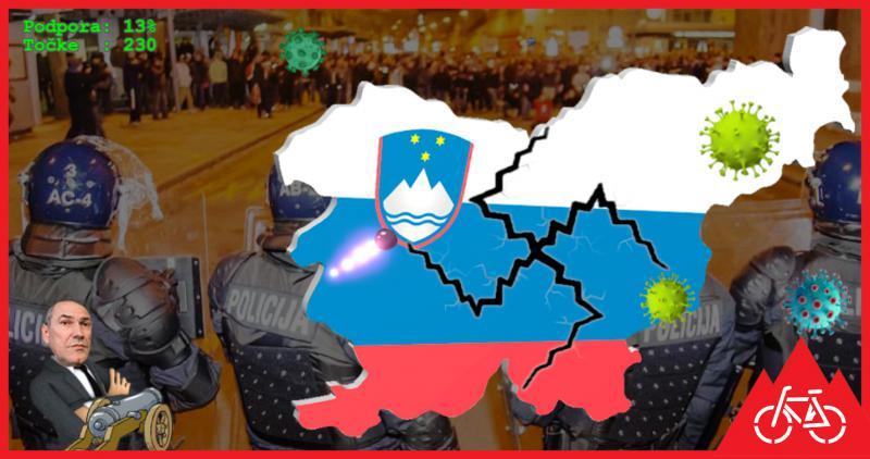Izobraževanje na daljavo: Janša brani Slovenijo