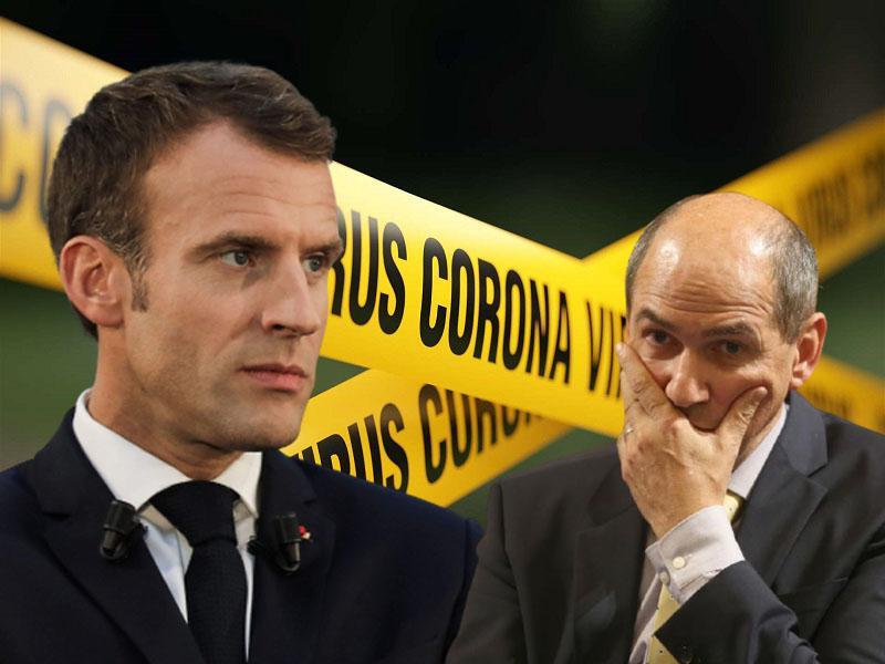 Pravilo PCT in cepljenje: Kako je Macron z odločnostjo uspel in kako je mevžasti Janša pogrnil na celi črti