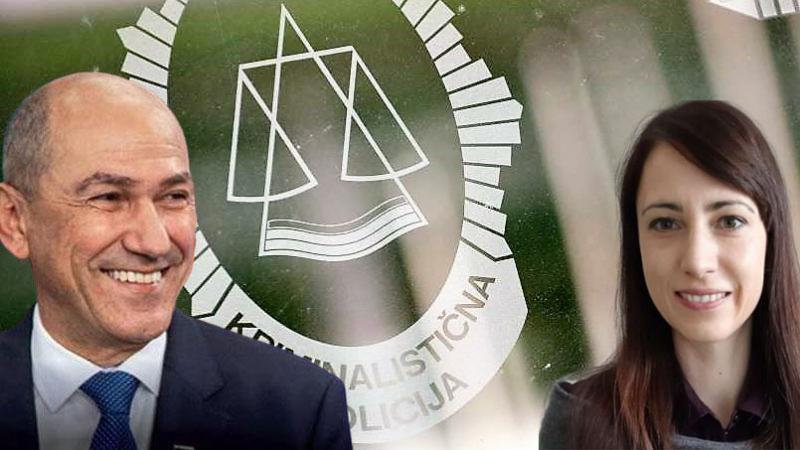 Sodišče: Darko Muženič ostaja direktor NPU, policijski razpis pisan na kožo Janševe izbranke Petre Grah Lazar nezakonit