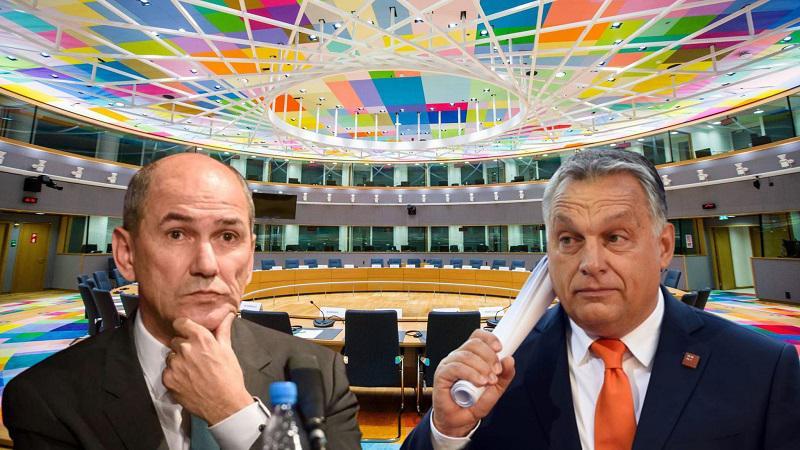 Absurd: Slovenija, neto EU plačnica, podpira »nerazvito« Madžarsko, namesto da bi podprla skupino »varčnih«