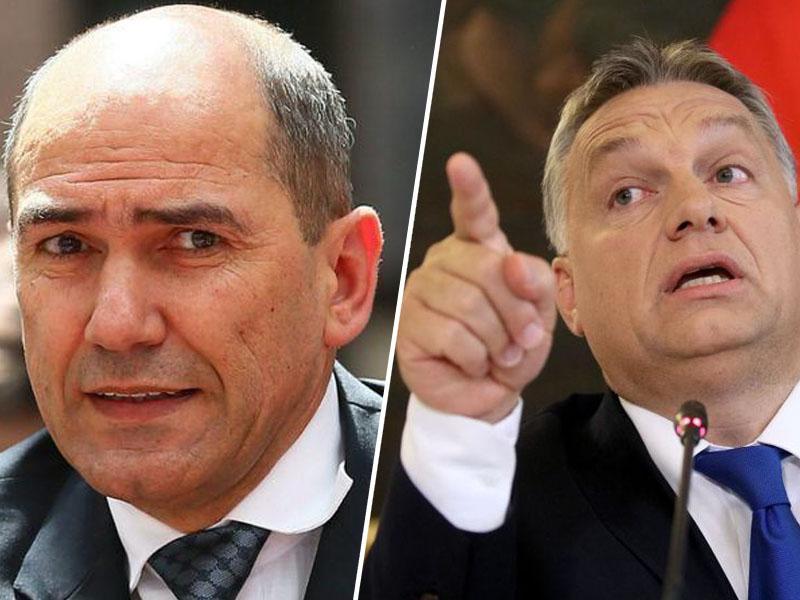 Stop desnemu ekstremizmu ali zakaj Viktor Orbán v Evropskem parlamentu potrebuje pomoč Janeza Janše?