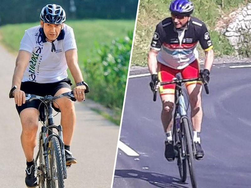 »Borut Pahor zadnje čase veliko objavlja kolesa. Je to mogoče podpiranje protesta proti janšizmu?«